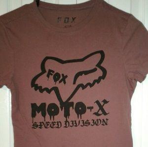 Fox Racing moto x shirt